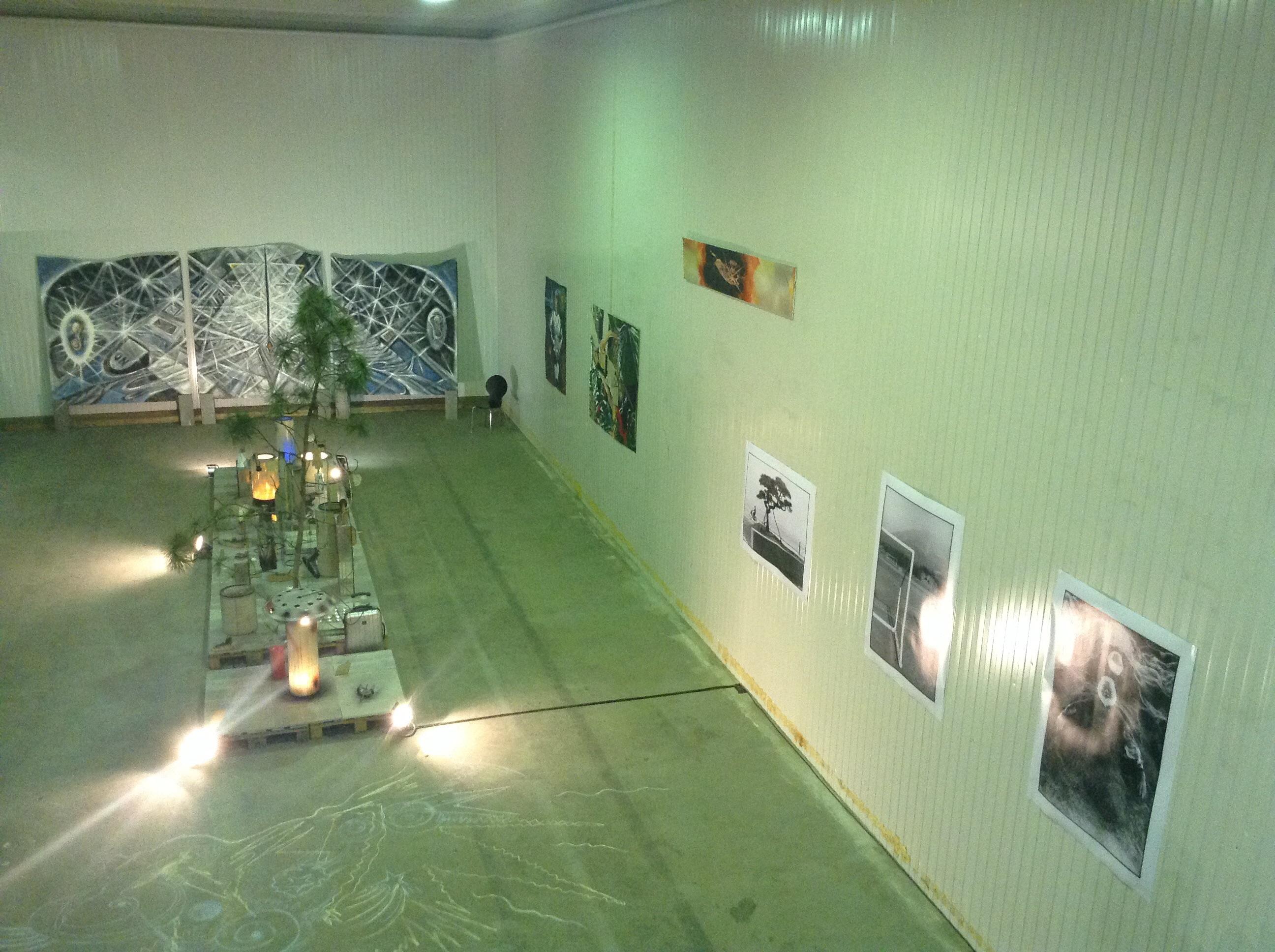 Utopia udstilling i Kunsthal ULYS