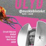 ULYD @ MUSIKBIBLIOTEKET