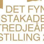 DFK 3.års-udstilling /FAA 3rd year exhibition i Kunsthal ULYS
